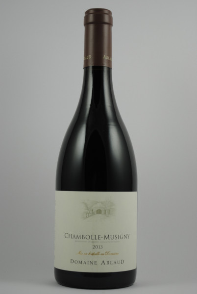 2013 Chambolle-Musigny